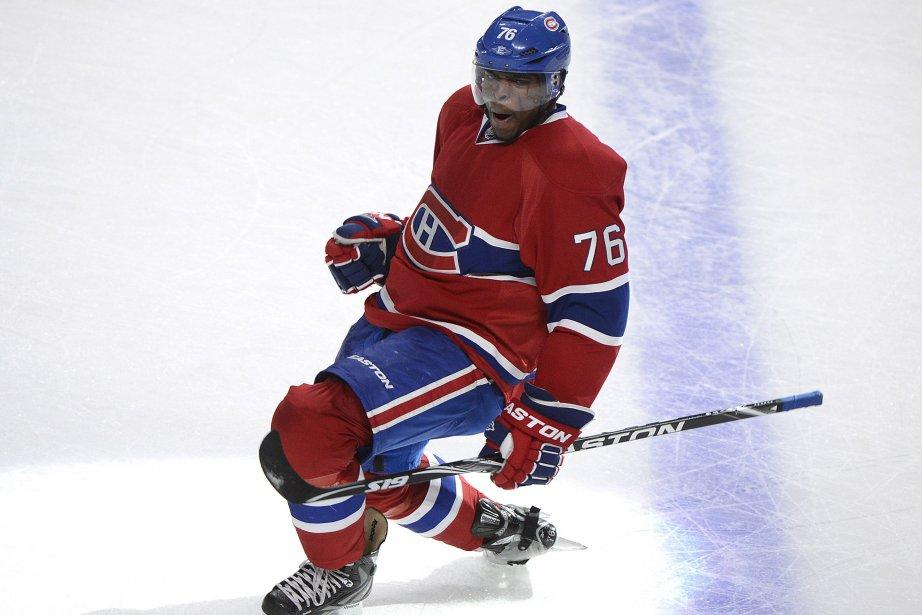 P.K. Subban est devenu le sixième défenseur de... (Photo Graham Hughes, La Presse Canadienne)