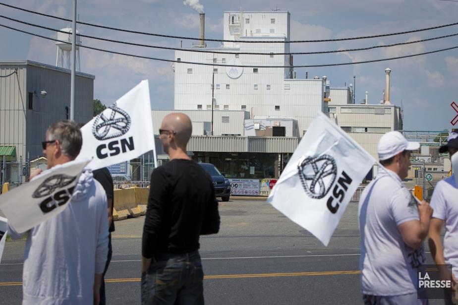 Le syndicat qui représente les travailleurs... (Photo André Pichette, La Presse)
