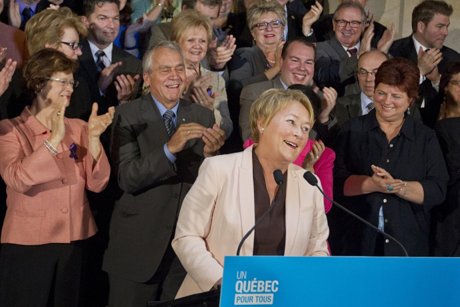 La première ministre du Québec, Pauline Marois, a... (PHOTO IVANOH DEMERS, LA PRESSE)