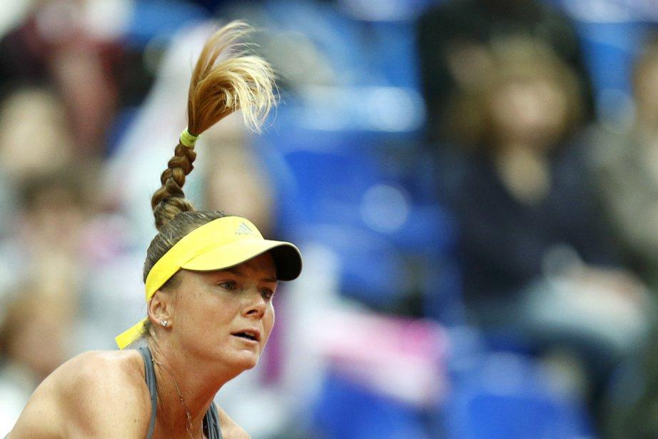 Daniela Hantuchova (photo) a mis fin au prometteur... (Photo : Misha Japaridze, archives AP)
