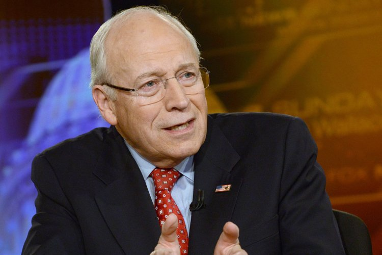 Dick Cheney s'est exprimé dimanche sur les ondes... (Photo: AP)