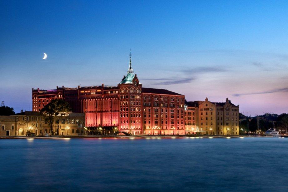 L'hôtel Hilton Molino Stucky à Venise.... (Photo fournie par Hôtel Hilton Molino)