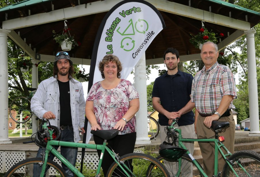cowansville women Come see our electric bicycles near montreal & cowansville we carry the largest selection of electric bikes in and around the south shore on montreal.