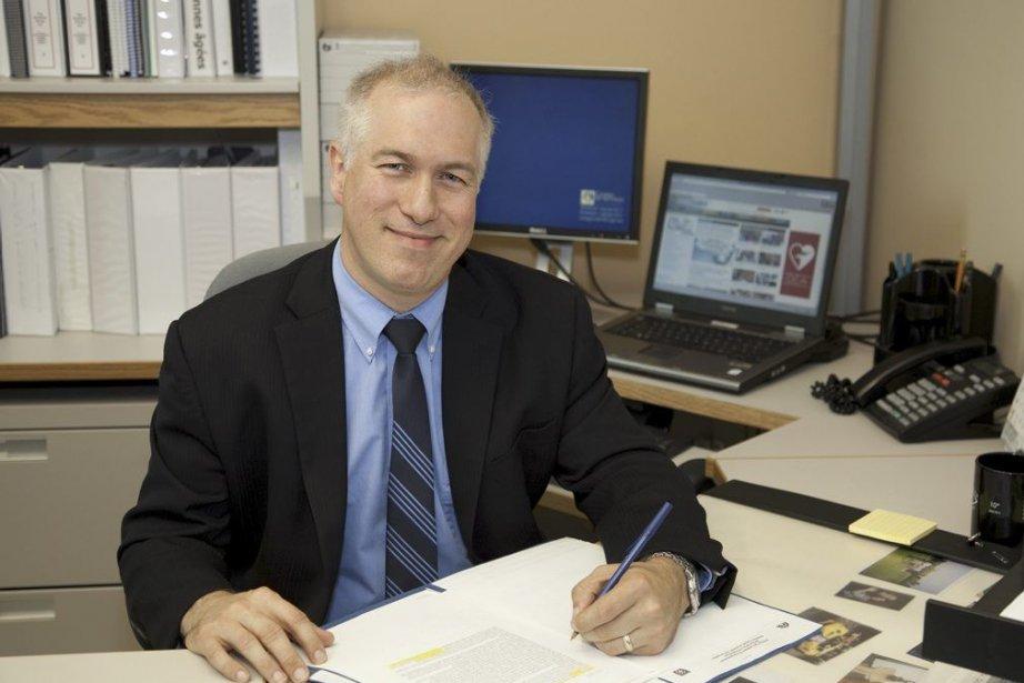 Yohan Morneau est l'un des 50 profileurs criminels... (Photo fournie par la Sûreté du Québec)