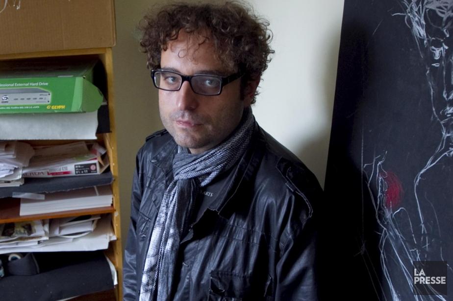 Theodore Ushev... (PHOTO ALAIN ROBERGE, ARCHIVES LA PRESSE)