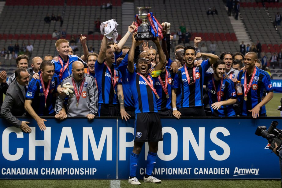 L'Impact participera à la Ligue des champions de... (Photo Darryl Dyck, PC)