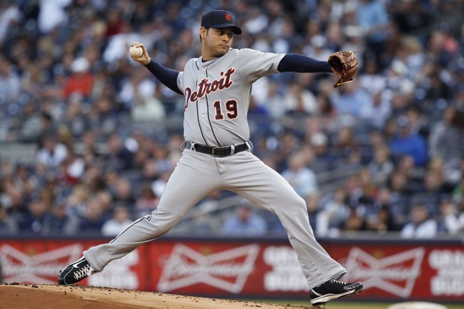 Anibal Sanchez... (PHOTO REUTERS)