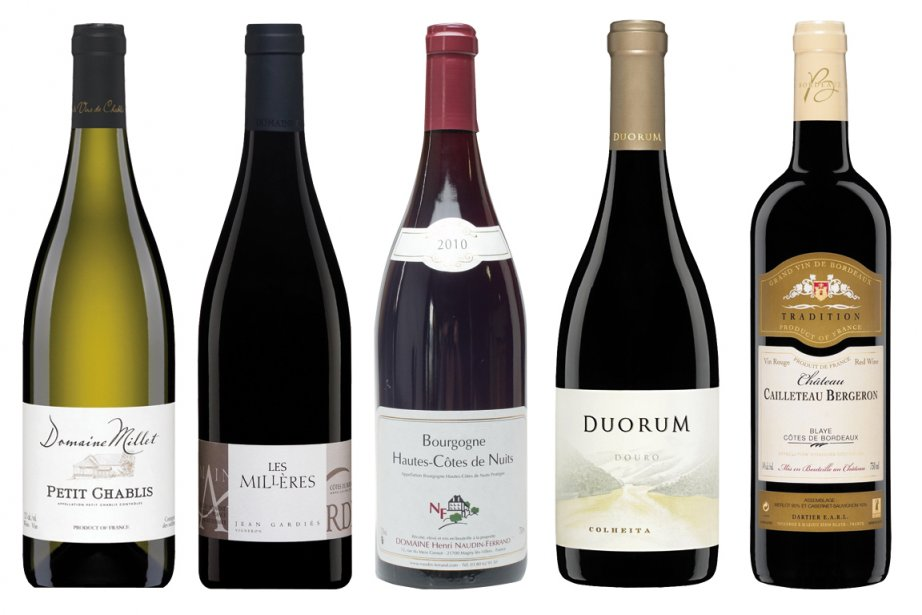 Le milieu du vin a son jargon et ses abréviations, comme... (Photo La Presse)