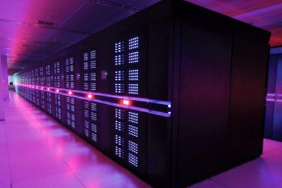 Le super-ordinateur chinois Tianhe-2 s'est hissé à la... (Photo Jack Dongarra)