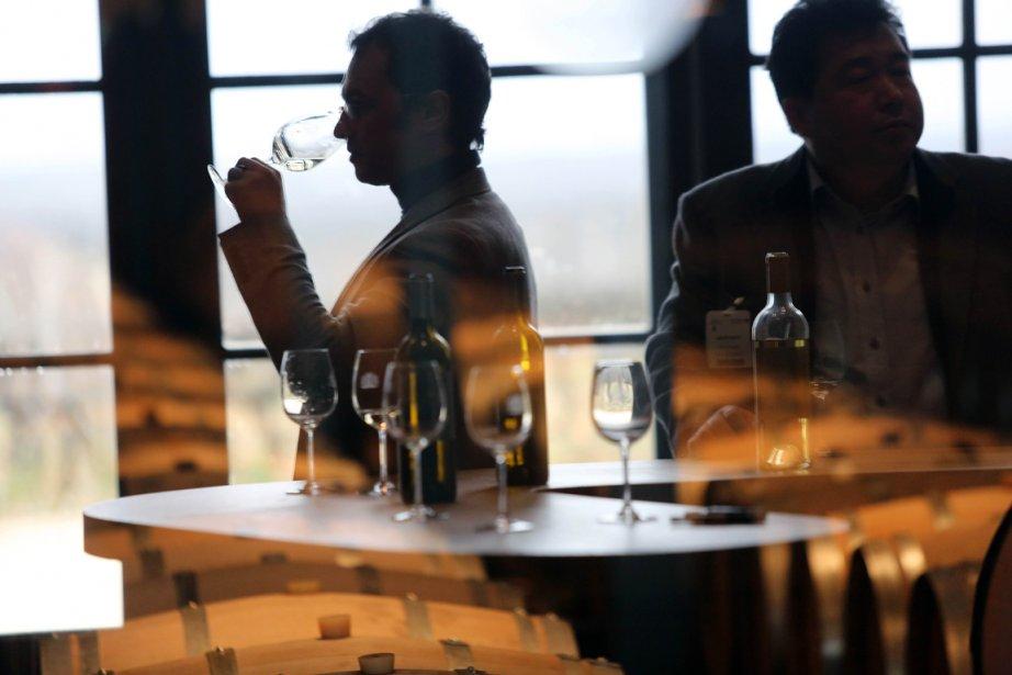 Les représentants des institutions viticoles françaises se disent... (Photo AFP)