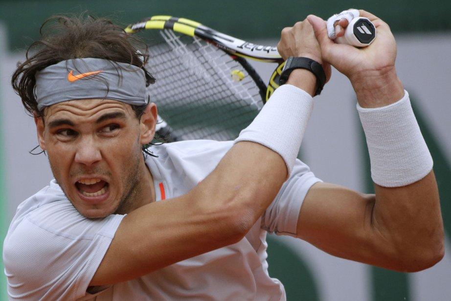 Rafael Nadal... (Photo Kenzo Tribouillard, AFP)