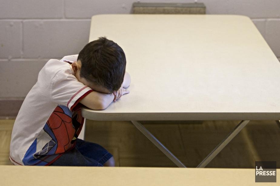 Même si la punition corporelle est en baisse,... (Photothèque La Presse)