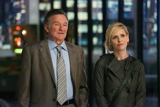 Robin Williams et Sarah Michelle Gellar seront les... (Photo CBS TV Studios)