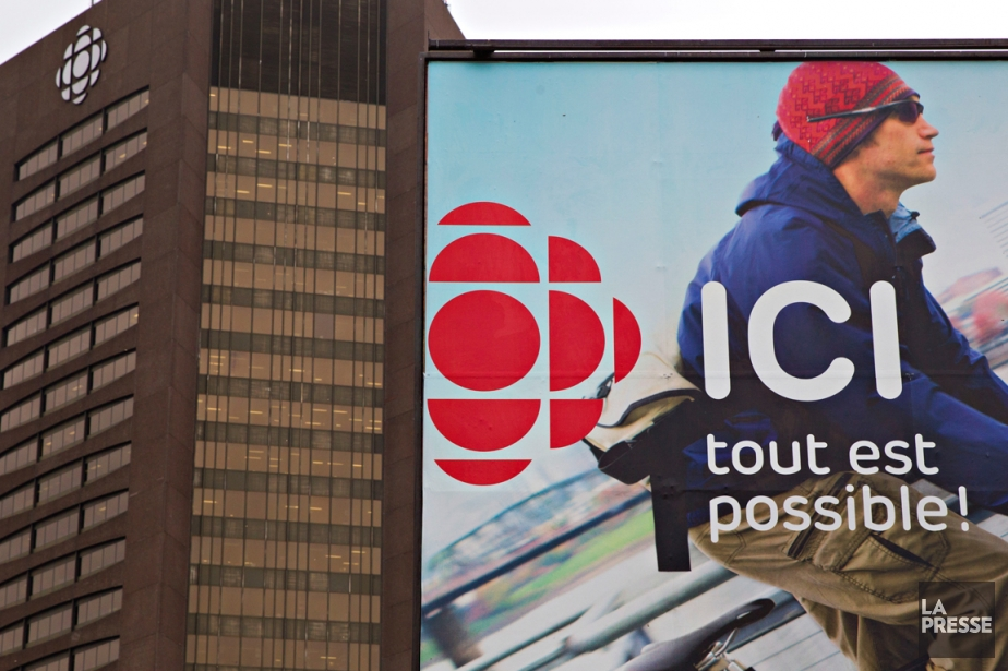 La Société Radio-Canadaveut faire une meilleure utilisation de... (PHOTO OLIVIER JEAN, LA PRESSE)