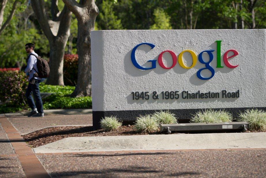 Le géant de l'internet Google a annoncé... (Photo David Paul Morris, Bloomberg)