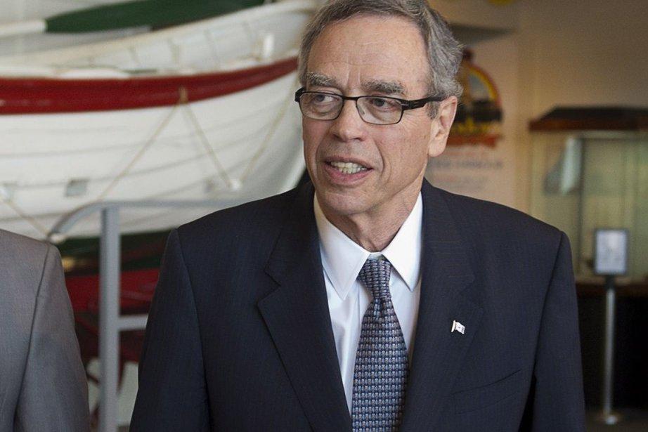 Le ministre des Ressources Naturelles, Joe Oliver.... (Photo Andrew Vaughan, La Presse Canadienne)