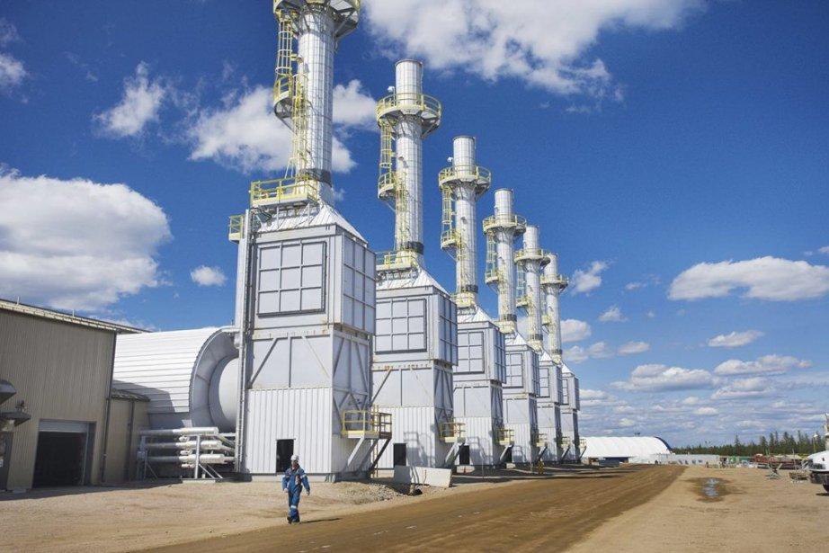 La société pétrolière Cenovus Energy ( (Photo CNW Group, Cenovus Energy Inc.)