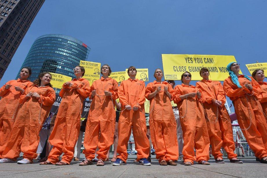 La volonté du gouvernement américain de retirer les... (PHOTO OLIVER LANG, AFP)