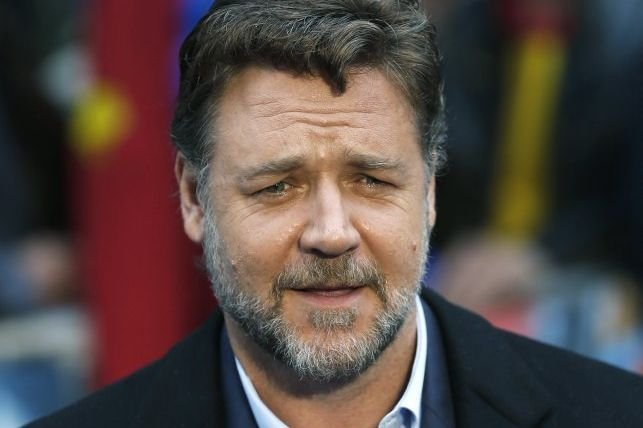 Russell Crowe... (Photo: archives Reuters)