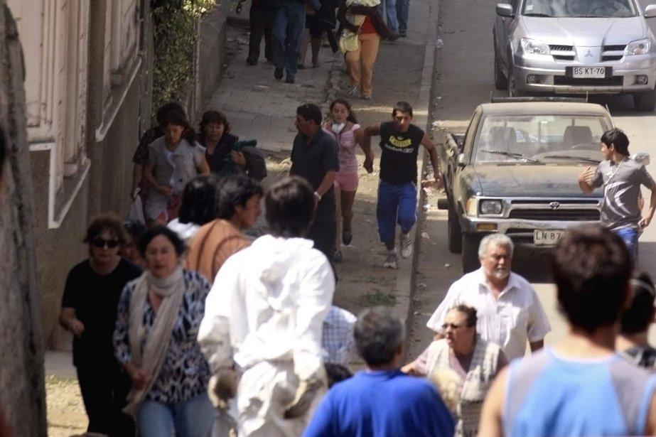 Les autorités chiliennes ont écarté la possibilité d'un... (Photo Carlos Gutierrez, archives Reuters)