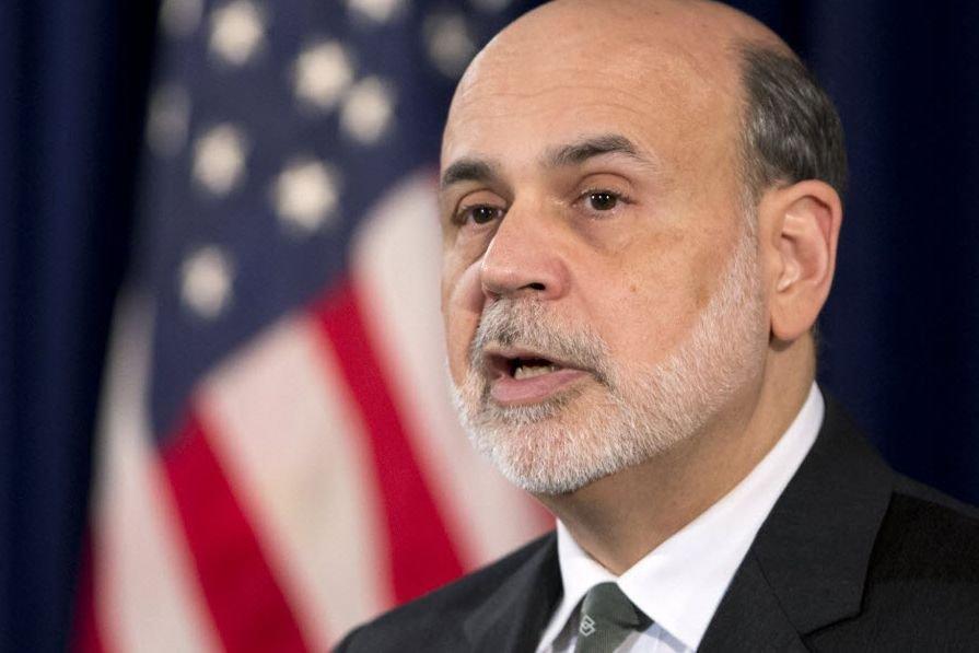 Ben Bernanke...