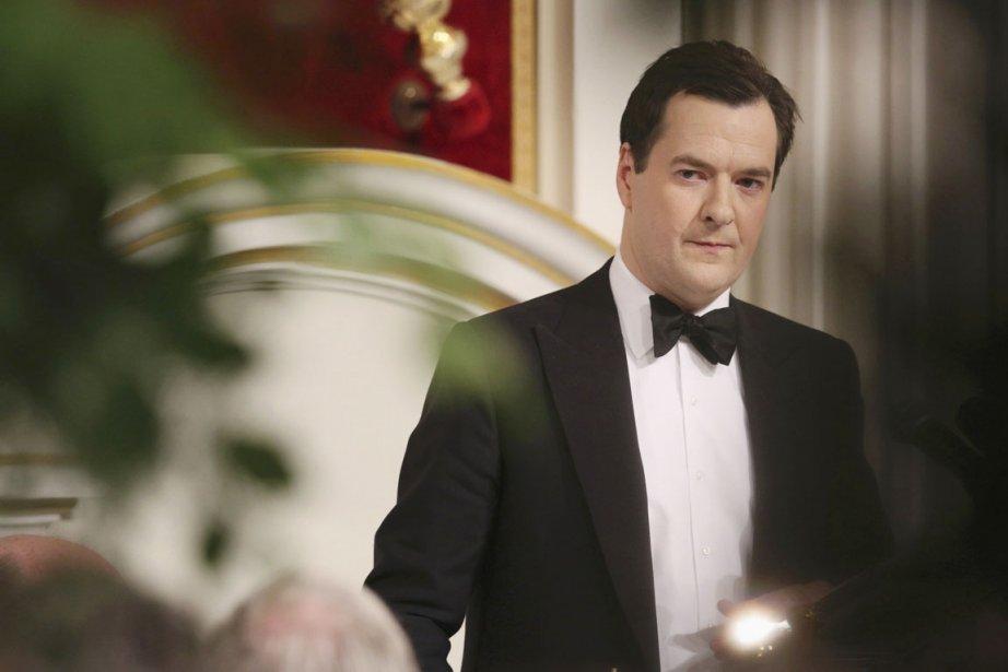 Le ministre britannique des Finances George Osborne.... (PHOTO OIL SCARFF, REUTERS)