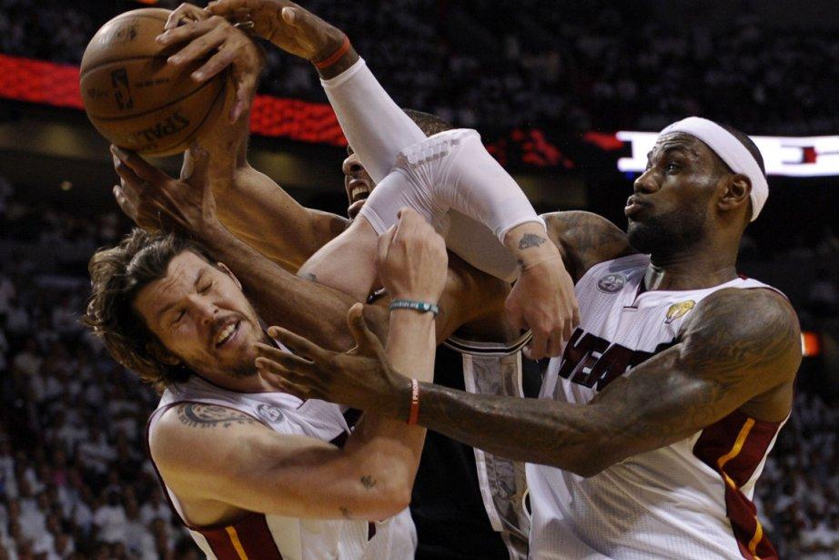 Peu importe que vous soyez fans du Heat... (Photo Brendan Smialowski, AFP)
