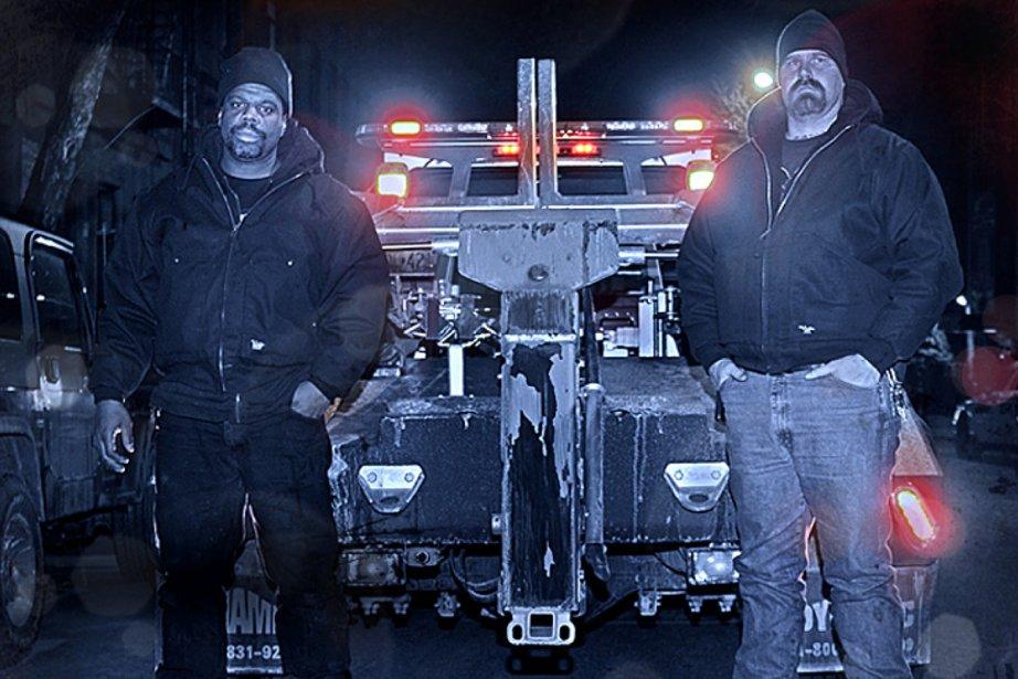 Les repreneurs... (Photo: fournie par Canal D)