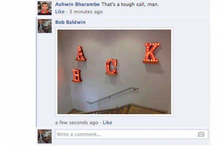 Facebook officialise quelques nouvelles fonctionnalités, comme la possibilité... (Photo Facebook)