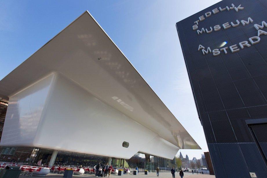 Le musée Stedelijk est un incontournable pour les amateurs d'art contemporain. (Photo Reuters)