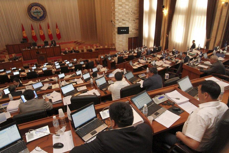 Le texte sur la fermeture de Manas a... (PHOTO VLADIMIR PIROGOV, REUTERS)