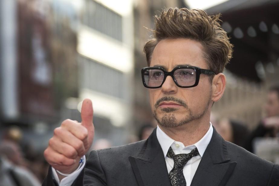 L'acteuraméricain Robert Downey Jr... (Photo: archives AP)