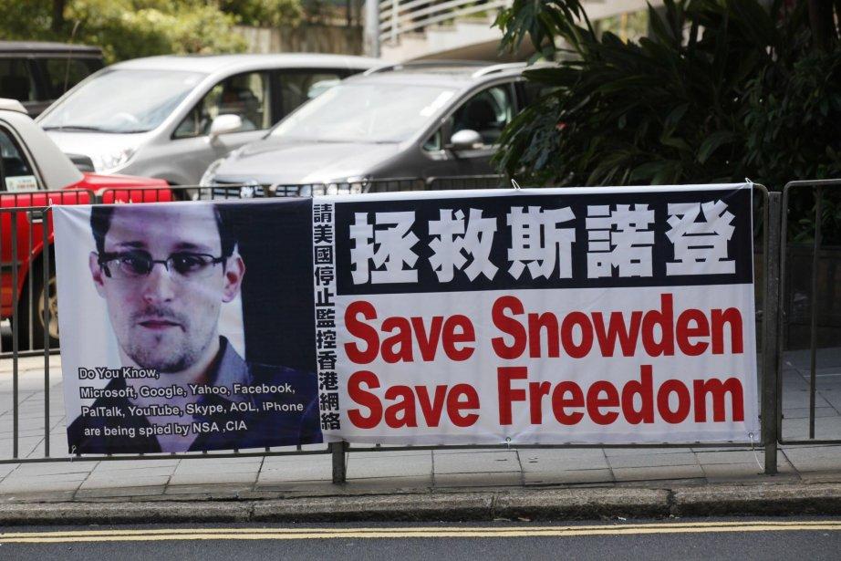 M.Snowden, qui fête ses 30 ans vendredi, est... (Photo Kin Cheung, AP)