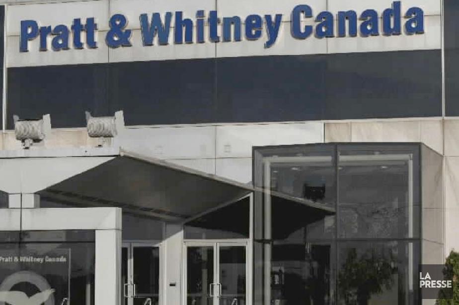 Pratt & Whitney est notamment le fabricant du... (Photo archives La Presse)