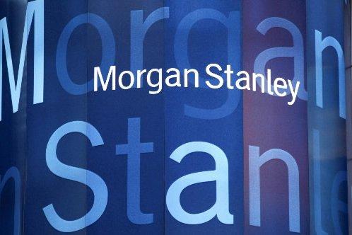La banque américaine Morgan Stanley(