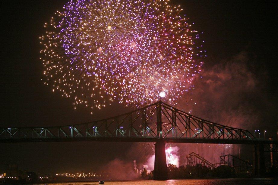 C'est samedi, à 22h, que s'amorce l'International... (Photo archives La Presse)