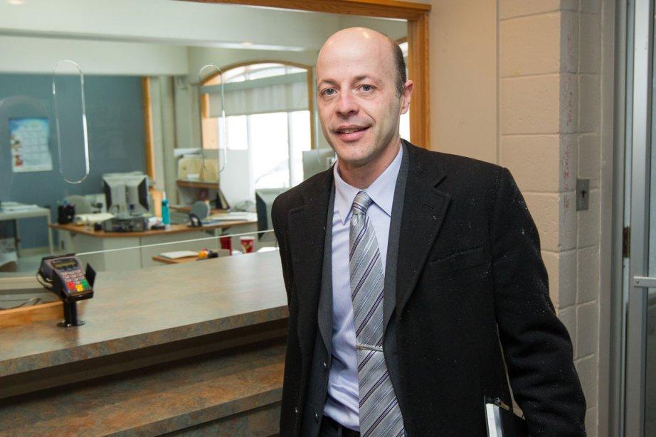 Le maire des Îles-de-la-Madeleine Joël Arseneau.... (PHOTO ÉDOUARD PLANTE-FRÉCHETTE, ARCHIVES LA PRESSE)