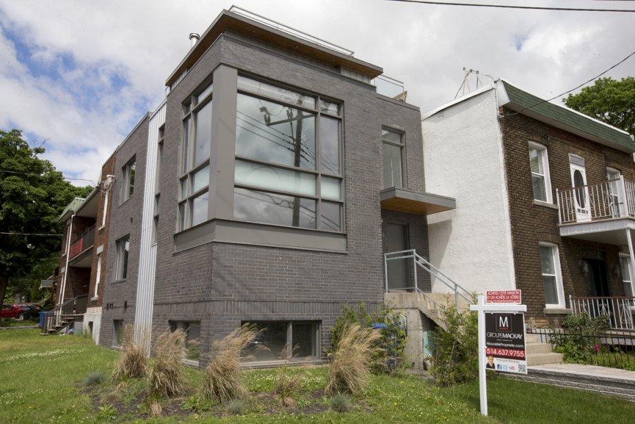 Verdun une maison d 39 architecte une vraie pierre for Acheter un maison a montreal