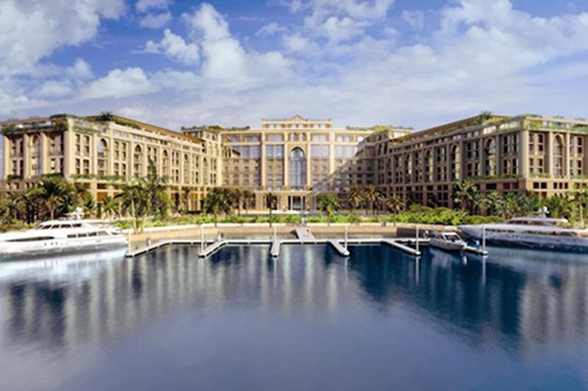 Le Palazzo Versace Dubai devrait ouvrir à l'été... (Photo fournie par Palazzo Versace Dubai)