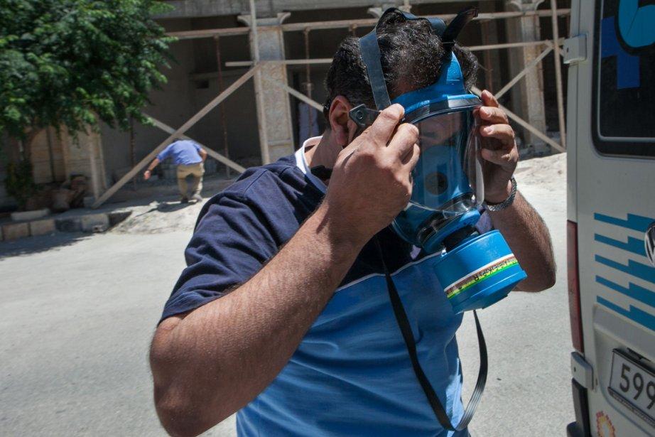 Dans son dernier rapport devant le Conseil des... (PHOTO DANIEL LEAL-OLIVAS, AFP)