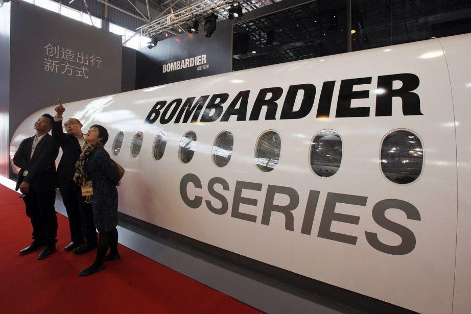 Bombardier n'avait qu'un centre d'essais en vol pour... (Photo Archives Reuters)