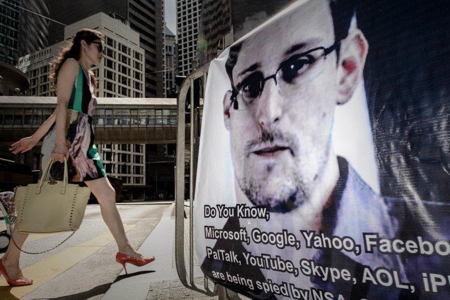 L'agence Chine nouvelle a qualifié les États-Unis de... (Photo Philippe Lopez, AFP)