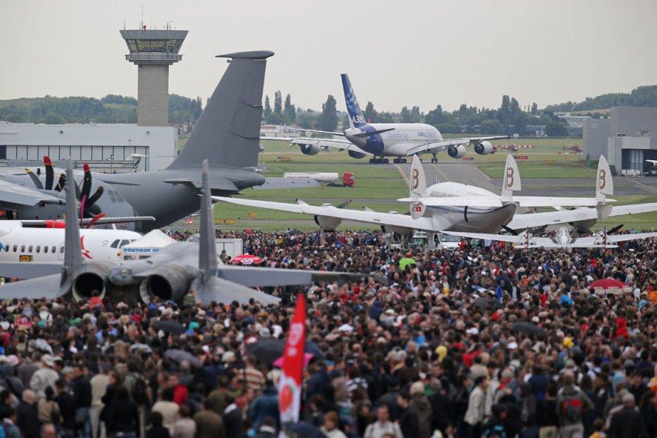 Les organisateurs, qui attendaient plus de 350 000... (Photo : Michel Euler, AP)