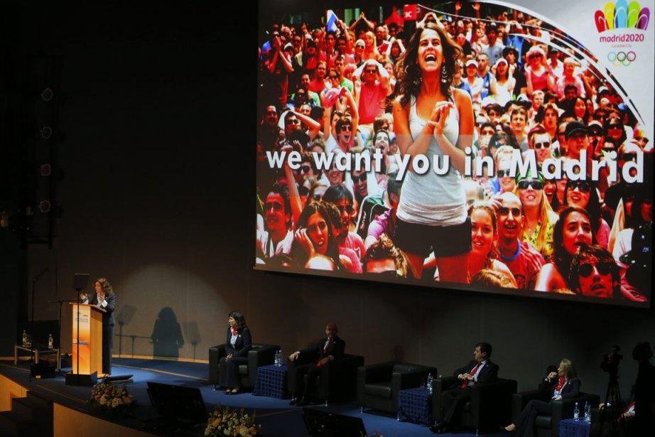«Nous méritons les Jeux et c'est un rêve... (Photo : Dmitry Lovetsky, archives AP)