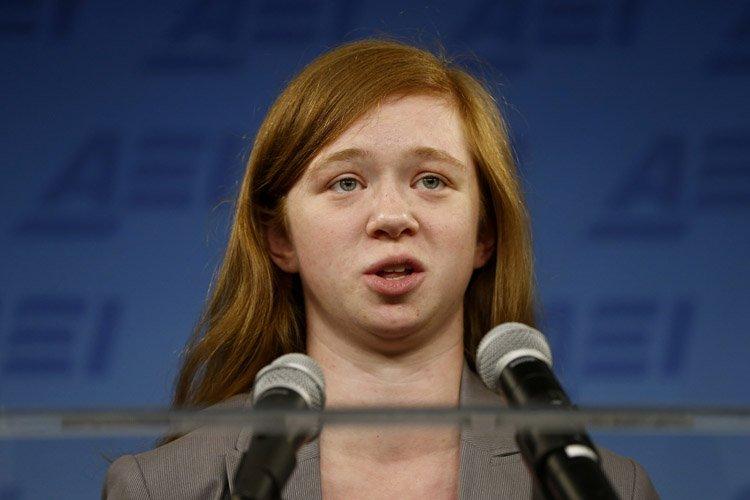 La plaignante dans cette affaire, Abigail Fisher.... (Photo: AP)