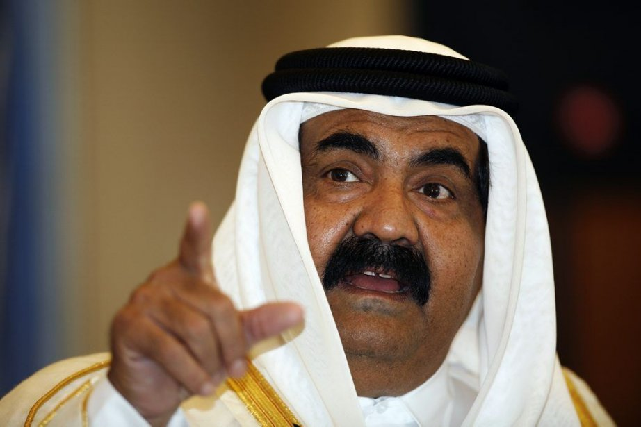 Hamad ben Khalifa Al Thani... (Photo Reuters)