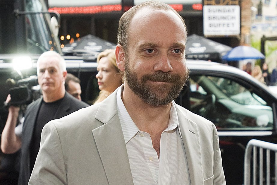 Paul Giamatti... (Photo: archives La Presse Canadienne)
