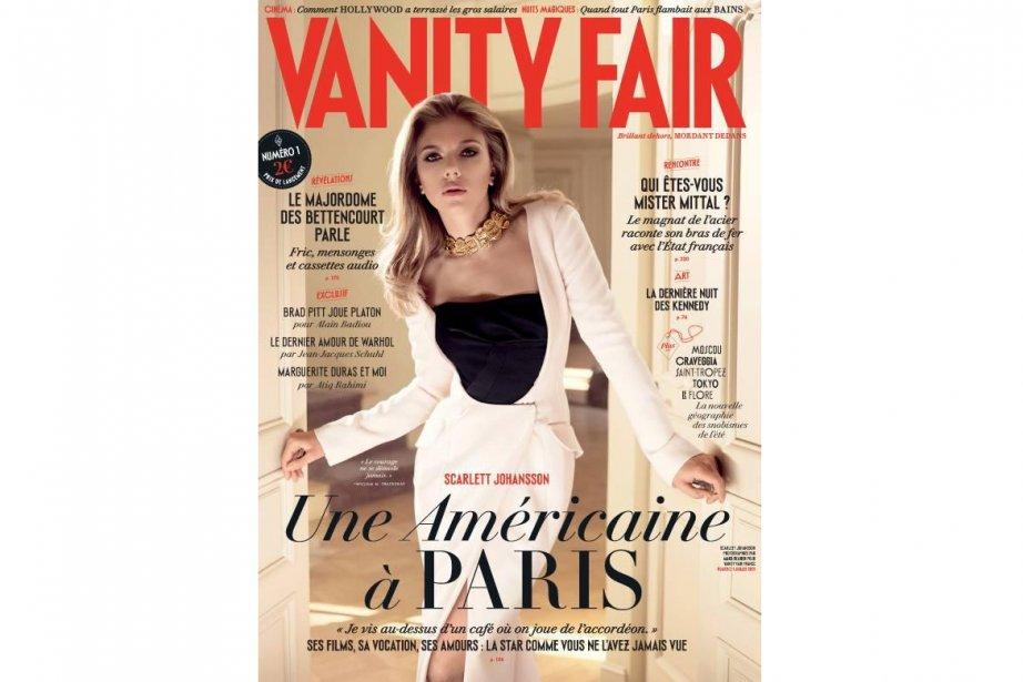 Le premier numéro du Vanity Fair français...