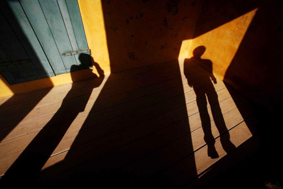 Trois Casques bleus sénégalais... (PHOTO FINBARR O'REILLY, ARCHIVES REUTERS)