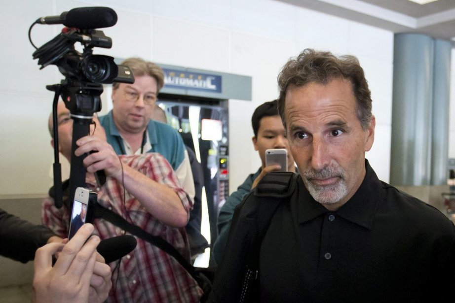John Tortorella... (Photo Darryl Dyck, La Presse Canadienne)